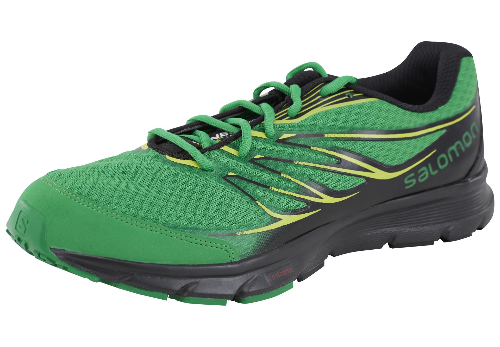 De Chaussures Link Salomon Vert Homme Running Sense Boutique BS5x0qO